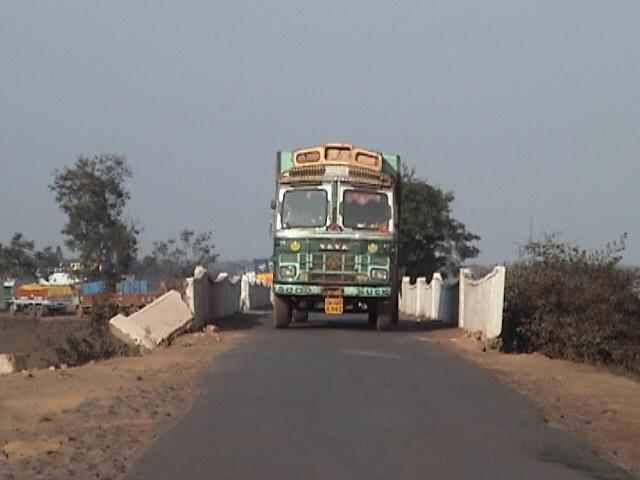NH turns into a death trap in Keonjhar