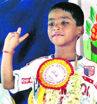 Mother to lodge complaint for abusing his marathoner kid