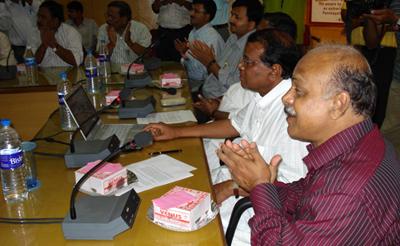 Panchayati Raj department launches website in Oriya