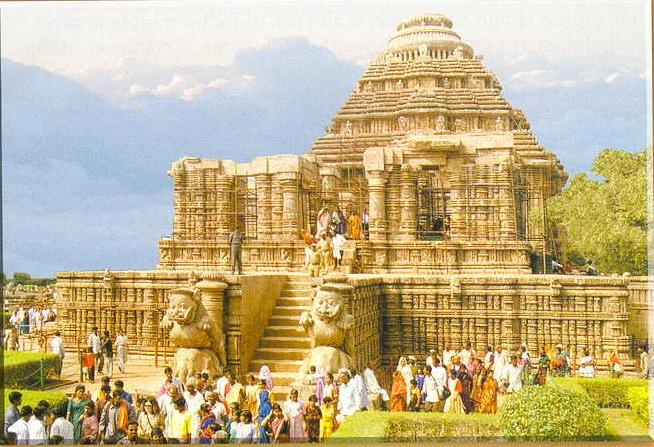 No plan to remove sand from Konark, union minister