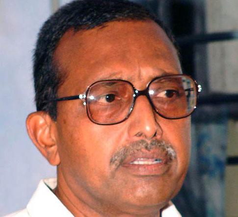 Orissa suspends Home guard DG BB Mohanty