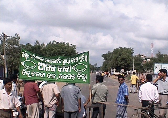 Western Orissa bandh for a high court bench hits life