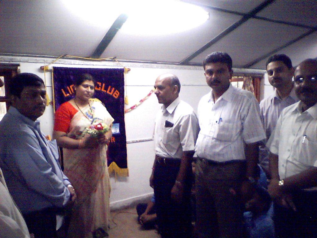 Lions club honours teachers