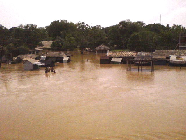 Flood situation grim in Jajpur