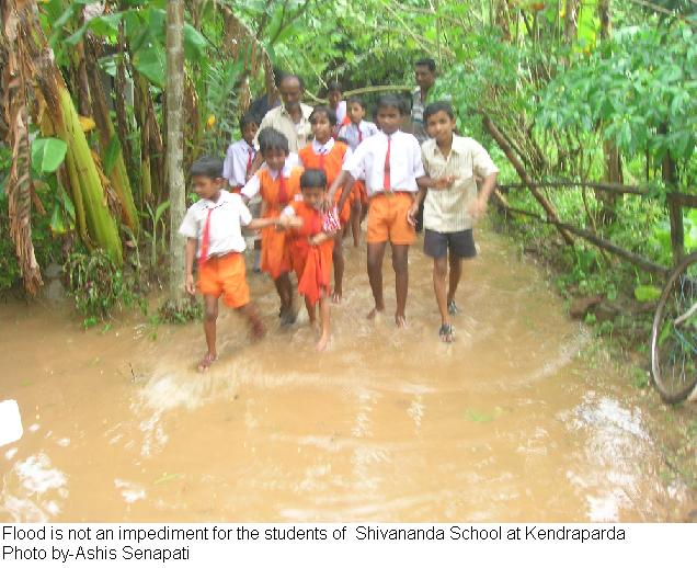 Flood situation remains grim in Jajpur