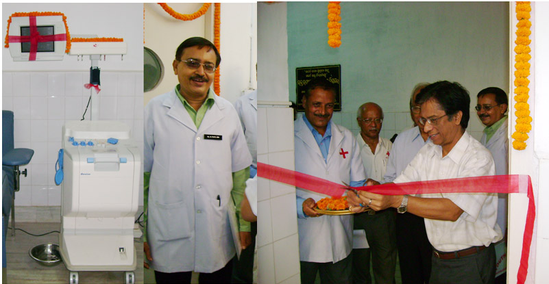 Cuttack Red Cross Blood Bank gets sophisticated machine