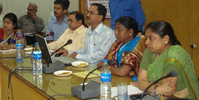 Minister launches first phase of project e-Pragati