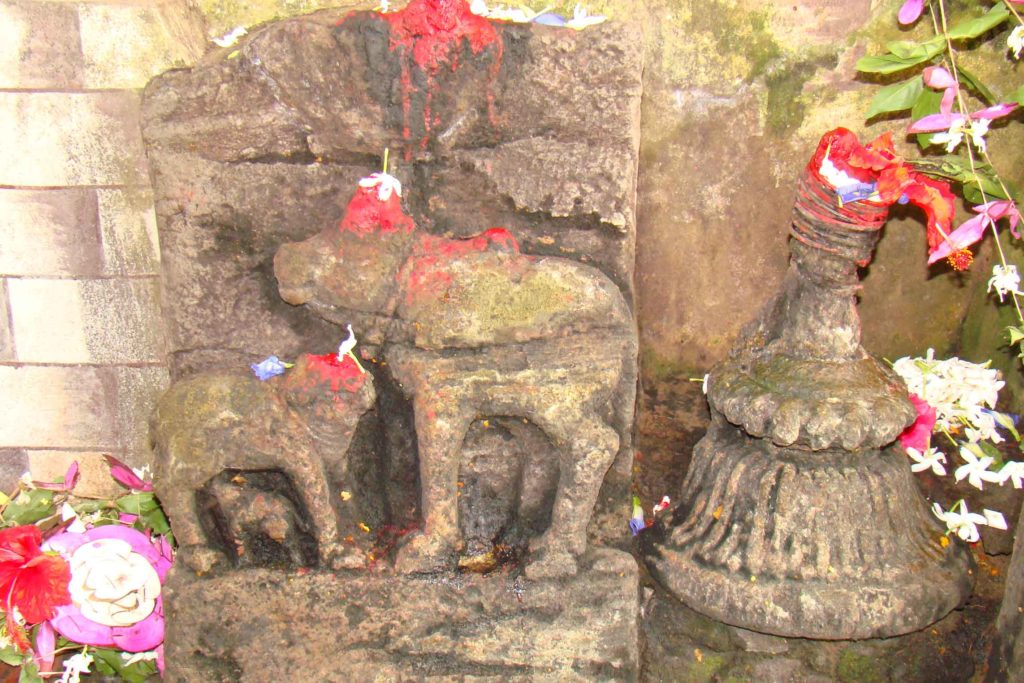 Researcher discovers ancient Buddhist stone images