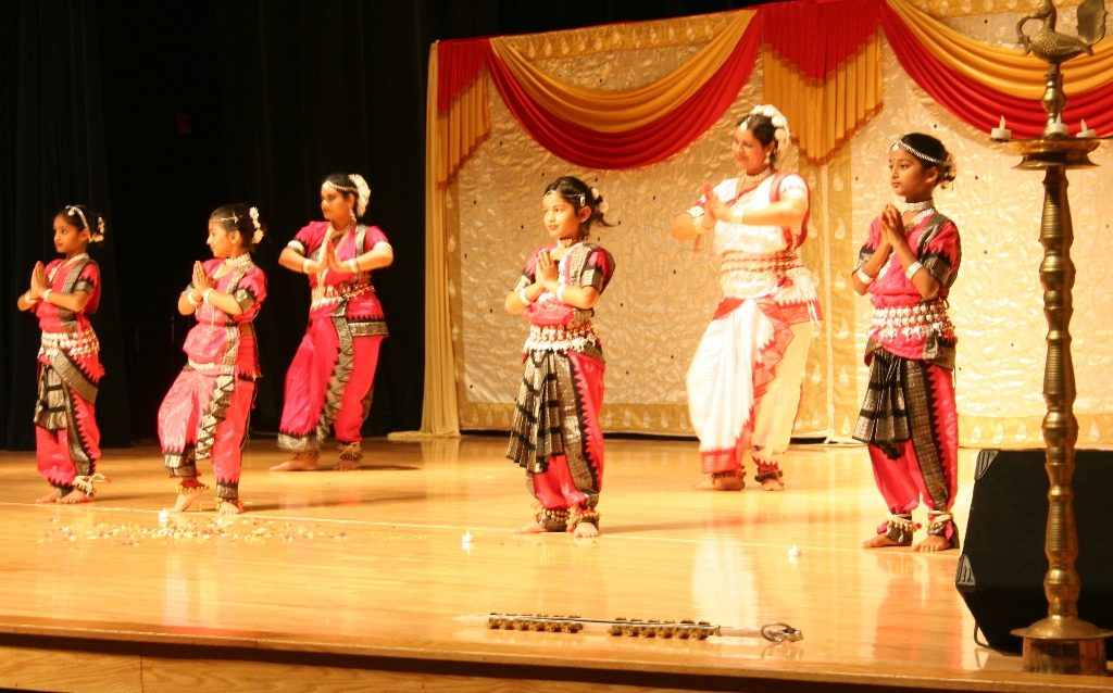 Odissi dance enthralled audiences in US