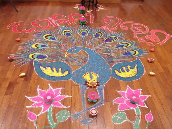 Oriyas in Singapore celebrate festival of light