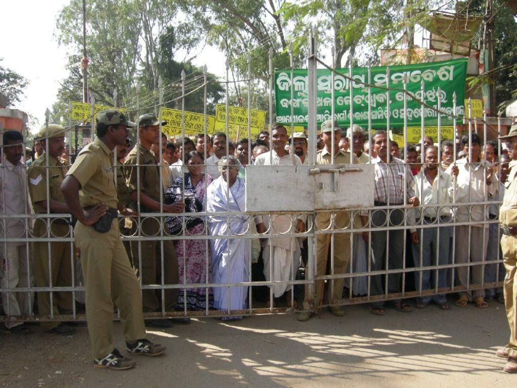 Padmashree Tulasi Munda comes out for tribal cause
