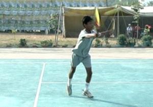 Under-14 Boys,Girls win Tennis Championship