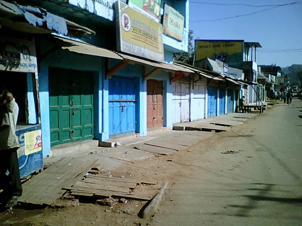 Bandh affects life in Kandhamal, 9 arrested