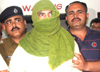 UP Mafia Don arrested in Bhubaneswar