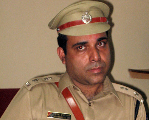 Himanshu Lal takes charge as DCP Bhubaneswar