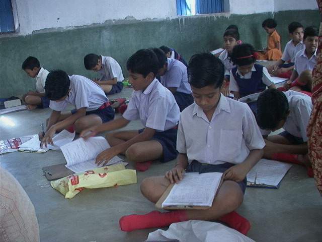 NRO supported math competition a hit in western Orissa