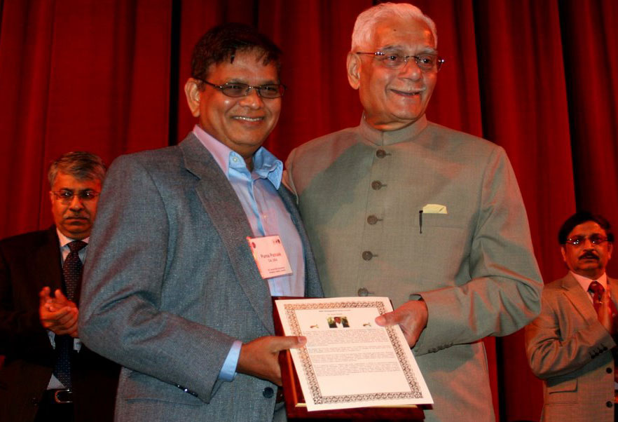 Bhandare praises non residents Oriyas