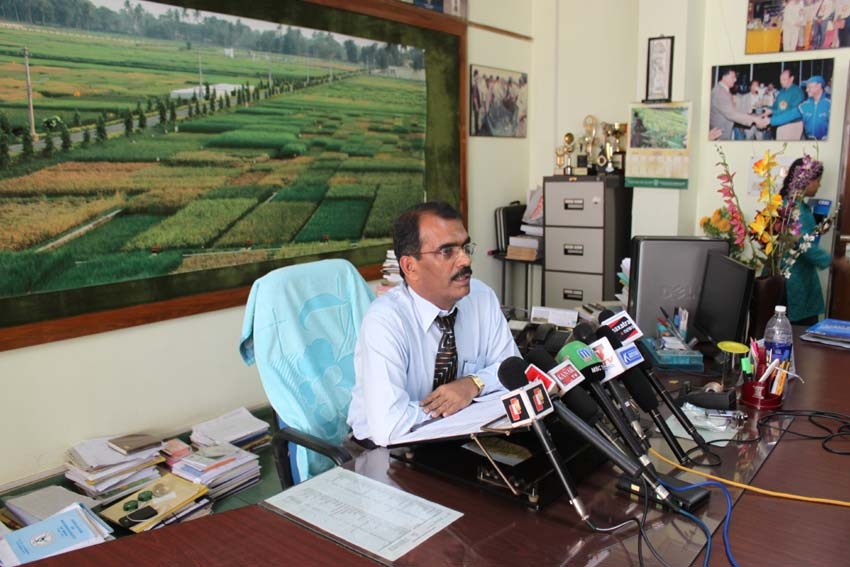 CRRI scientists develop new paddy variety for deepwater area