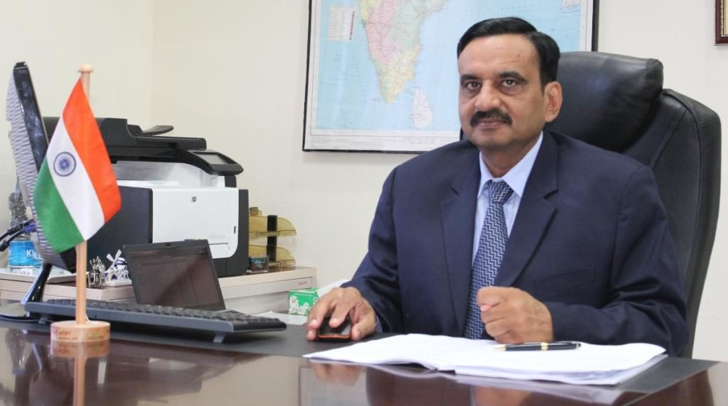 D.K. Saraogi appointed whole-time director of JSPL
