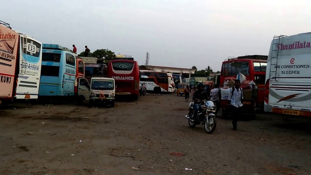 Bhubaneswar to have Inter-state bus terminal by April 2019