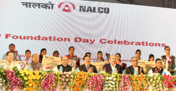 NALCO dedicates three projects to nation