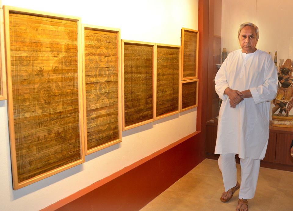 Chief Minister Naveen Patnaik