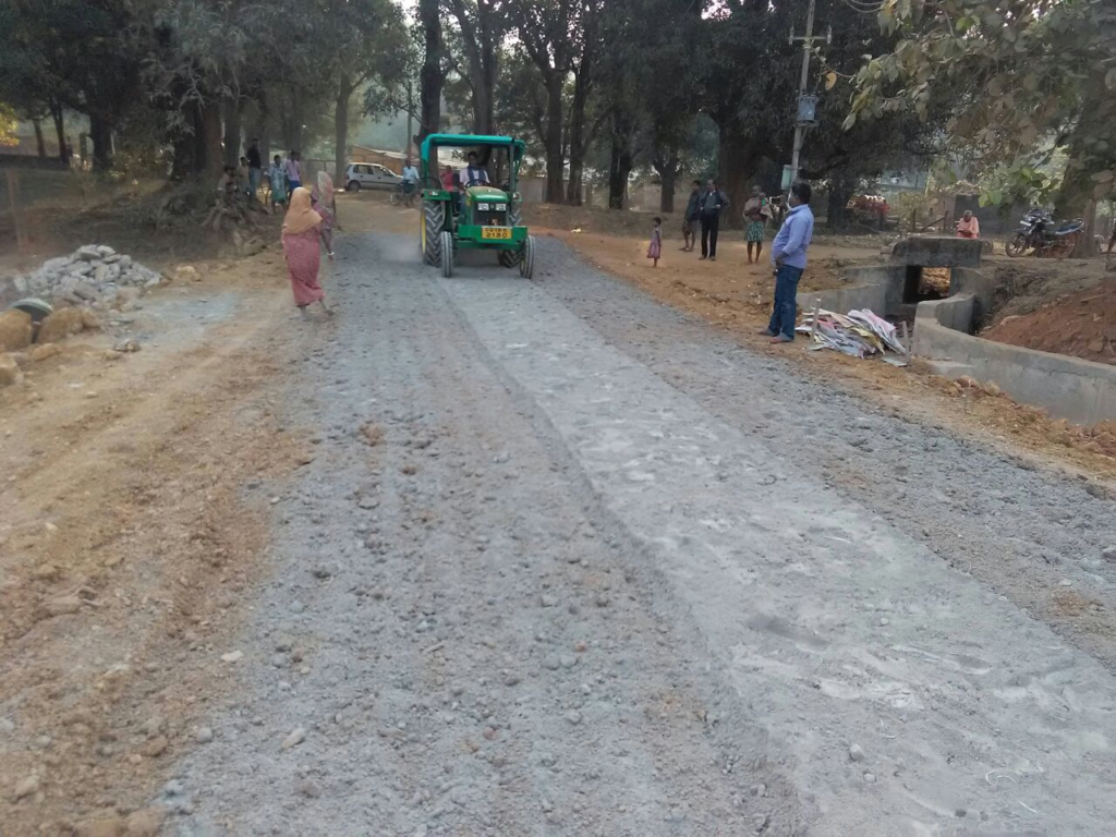 Use of green technologies in road construction, Odisha way