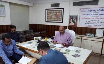 Odisha inks pact for early lightning detection